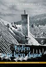 Tyden v tichem dome (A Week in the Quiet House) DVD (box) Czech family 1947