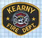 Fire Patch -KEARNEY