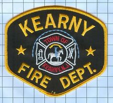 Fire Patch -KEARNEY