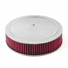 Air Cleaner Assembly 14In Chrome Lid & Synthetic Filter  X 17751.52