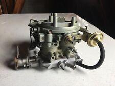 Vintage Holley Carburetor Rebuilt Fits Aspen, Diplomat, Cordoba, 360 v-8 2bbl