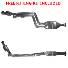 Fit with MERCEDES C240 T202 Catalytic Converter Exhaust 90801 2.4 (Fitting Kit I