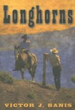 Longhorns - A Gay Novel by Victor J. Banis  SC new