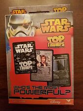 Top Trumps Star Wars Card Game - Whose the Most Powerful Character? Vader? Solo?