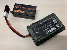Parrot AR.DRONE 2.0-1500mAh LiPo Battery with NIMH3 Compact Charger