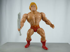 9036 MOTU HE-MAN 1981 FRANCE SOFT HEAD MASTERS OF THE UNIVERSE WITH AXE
