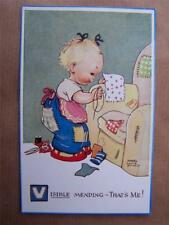 Mabel Lucie Attwell Comic Card