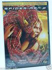 SPIDER-MAN/Spiderman 2 Película DVD Región 2 Nuevo Sellado