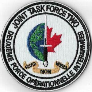 CANADA  Klett  RCMP Task Force  Police Patch R.C.M.P. Kanada Polizei Abzeichen