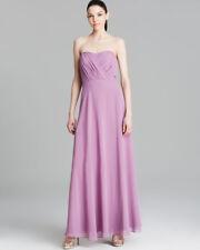 VERA WANG $299 NEW 4424 Strapless Empire Gown Womens Dress 6