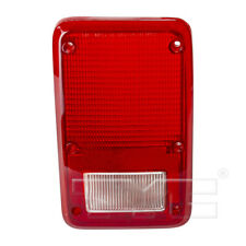 Tail Light Cover-Lens Right,Rear Right TYC 11-1435-02