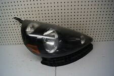 2007 2008 Honda Fit Right Passenger Side Headlight Lamp Black OEM