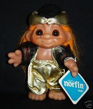 "PRINCE ALI DAM TROLL DOLL 6"" Rare NEW IN BAG Hard to Find"