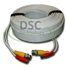 CCTV 150 FT Extension Cable Video Power BNC camera DVR