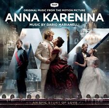 Dario Marianelli ‎CD Anna Karenina (Original Music From The Motion Picture) -