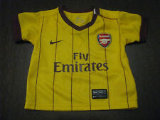 Arsenal London The Gunners 2010/2012 NIKE 3-6 Moths 62-68 cm shirt jersey trikot