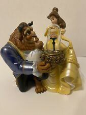 Beauty and the Beast Musicbox Figurine Works!
