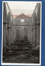 More details for wimborne st giles church after fire 1908 nr cranborne rp pc used 1911  aa807