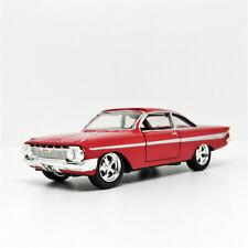 Jada 1:32 Fast & Furious 1961 CHEVY IMPALA Red, No Box
