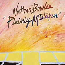 Nathan Bowles - Plainly Mistaken (NEW CD)