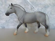 2000 Breyer Spring Show Special Silver Wolfe Grulla Henry Norwegian Fjord NICE!