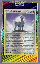 🌈Cobaltium Reverse-XY11:Offensive Vapeur-74/114-Carte Pokemon Neuve Française