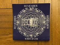 REMEMBER BE HERE NOW Dr. Alpert, Baba Ram Dads 1971 LAMA, Newspaper Book,