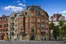 Vollmer 43811 HO Eckhaus Schlossallee 1 Bausatz Neuware