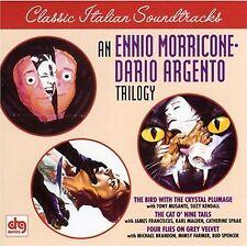 ENNIO MORRICONE - DARIO ARGENTO TRILOGY- ORIGINAL THEMES - OOP - ENNIO MORRICONE