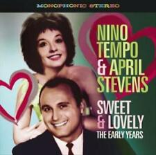 NINO TEMPO/APRIL STEVENS - SWEET & LOVELY: THE EARLY YEARS NEW CD
