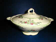 Wood & Son KENMORE Staffordshire Covered Vegetable Bowl/ Dish (Loc-#11)