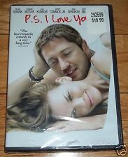 NEW P.S. I Love You (DVD, 2008) Romantic Comedy - Gerard Butler, Hilary Swank