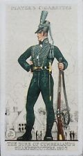 No.6 DUKE OF CUMBERLAND SHOOTER - UNIFORMS OF THE TERRITORIAL ARMY - Player 1939