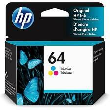 HP 64 Ink Cartridge | Tri-Color | ~ 165 pages | N9J89AN