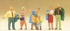 H0 Preiser 10279 famille Krause en rothenburg. figurines