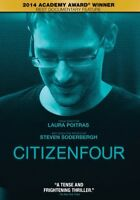 Citizenfour [New DVD]