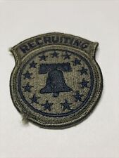 US ARMY Recruiting Command Patch