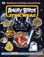 Angry Birds Star Wars Ultimate Sticker Collection (Ultimate Stickers), DK, DK, V