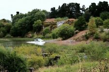 Freehold Land and 4x4 Business for Sale- Woodland, pasture & lake North Wales