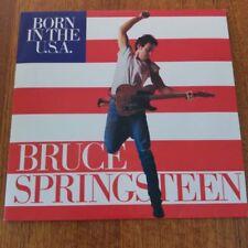 Single 33 RPM Speed 1980s Vinyl Music Records