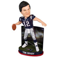NFL New England Patriots Lure Fuzz Hair Headband Knit Beanie Fan ... eb23b35de