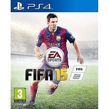FIFA 15 PlayStation 4 Ps4 Football Soccer Video Game