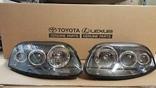 98 Toyota Supra OEM Headlight Set LH and RH