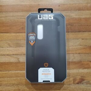 UAG Monarch Series Case Samsung Galaxy Fold Black Case Cover Protection