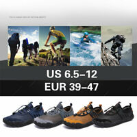 Mens Water Shoes Barefoot Quick-Dry Beach Swim Hiking Jogging Shoes Sneakers New
