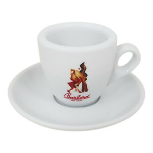 Barbera Caffe Espressotasse Classic mit Unterteller - Caffe Milano