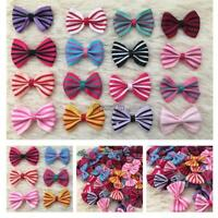 Baby Girls Kids Toddler Cute Bow DIY Hair Accessory for Hairband Headband MSF 01