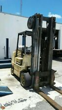 HYSTER 70 PROPANE FORKLIFT REVERSE NOT WORKING