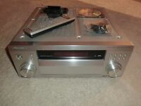 Pioneer VSX-1014 High-End 7.1 AV-Receiver, THX-zertifiziert, mit FB, 2J.Garantie