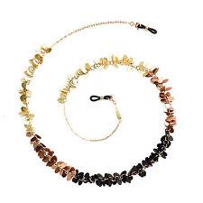 ELODIE - LUXURY 5-in-1 Handmade Eyewear holder, Necklace, Eyeglass chain
